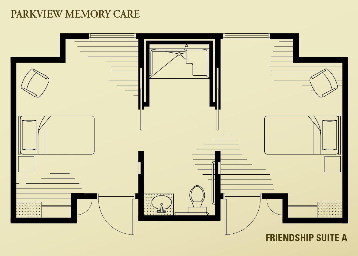 Parkview Apartments Floor Plan Images 100