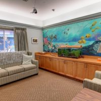 Parkview Memory Care at CherryWood Village - Aquarium