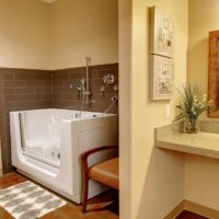 Parkview Memory Care at CherryWood Village - Spa Room