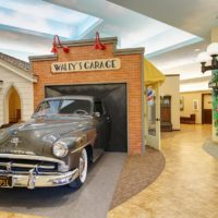 Parkview Memory Care at CherryWood Village - Wally's Garage