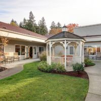 Parkview Memory Care at CherryWood Village - Gazebo