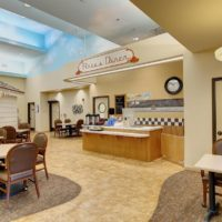 Parkview Memory Care at CherryWood Village - Rose's Diner